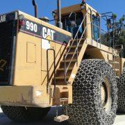 Traseira Caterpillar 990-175 SérieI