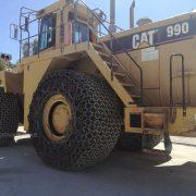 Máquina industrial-equipamento-CAT990
