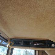 Rádio e ar condicionado Caterpillar 990-175 SérieI